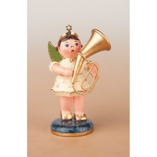 Hubrig angel with tenor horn