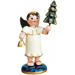 Hubrig angel boy with christmas tree