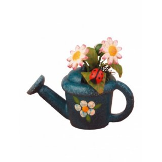 Hubrig watering can with daisy