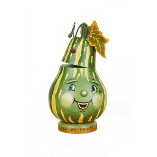 Hubrig smoker bottle pumpkin