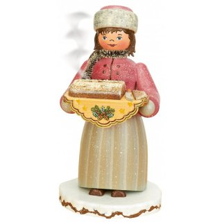 Hubrig smoker girl with stollen