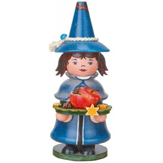 Hubrig smoker gnome baked apple