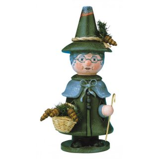 Hubrig smoker gnome mulled wine