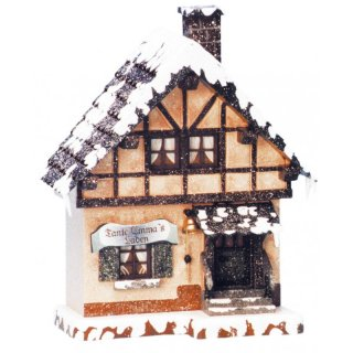 Hubrig winter houses Aunt Emmas shop