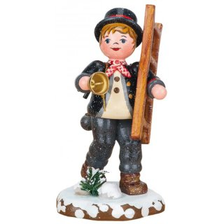 Hubrig winter kids chimney sweeper