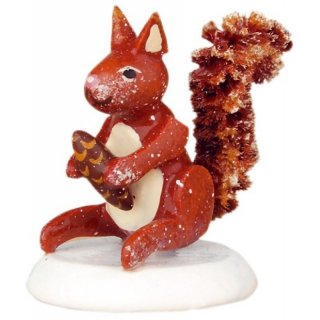 Hubrig winter kids squirrel