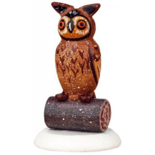 Hubrig winter kids owl
