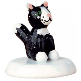 Hubrig winter kids cat black