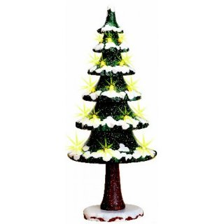 Hubrig winter kids light tree electric