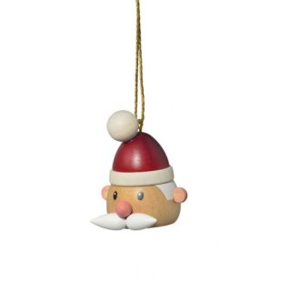 KWO tree decoration Santa Claus head