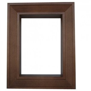 KWO decoration frame brown