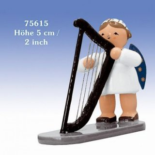 KWO angel with harp