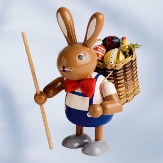KWO rabbit with basket