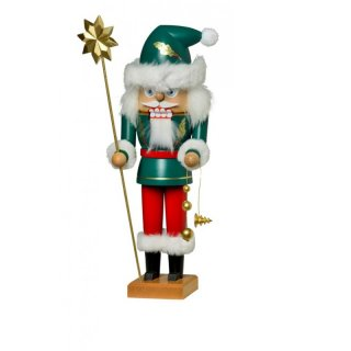 KWO nutcracker irish Santa Claus