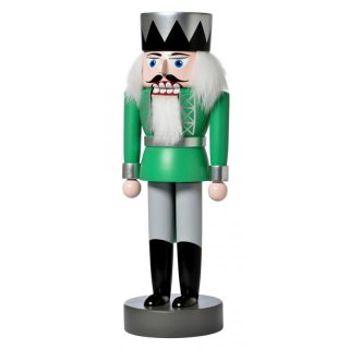 KWO nutcracker king green
