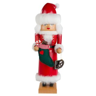 KWO nutcracker Mrs. Santa