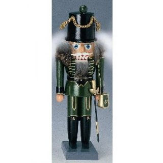 KWO nutcracker danish officer