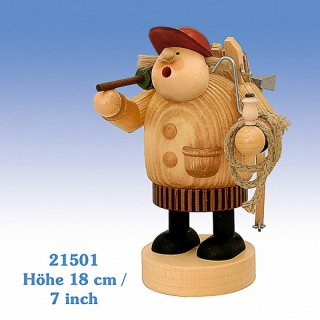 KWO Smoker forrest worker
