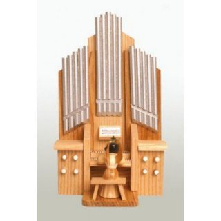 Kuhnert organ with angel