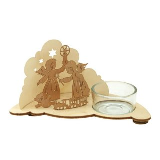 Kuhnert tealight holder with angel