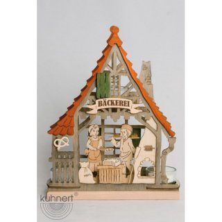 Kuhnert tealight house bakery