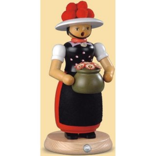 Müller Smoke woman girl from black forest tall