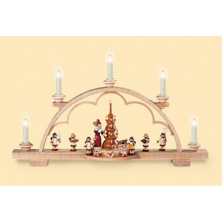 Müller candle arch gifts giving