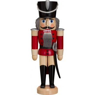Nutcracker Husar red