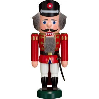 Seiffener Volkskunst eG nutcracker police officer red