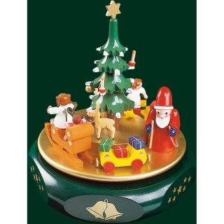 Richard Glässer music box christmas dreams