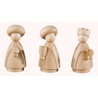 Saico figure set Holy Three Kings nature set of three