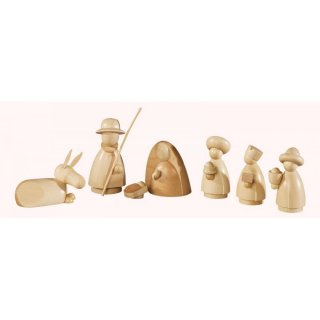 Saico figure set Holy Fmily set of seven