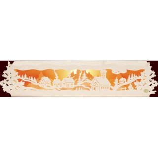 Saico candle arch elevation cityscape small