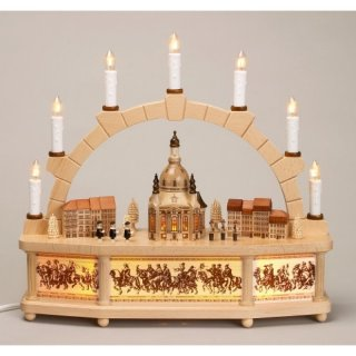 Zeidler candle arch woman church