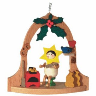 Kuhnert tree decoration star kids with oven