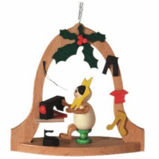 Kuhnert tree decoration star kids with sewing kit