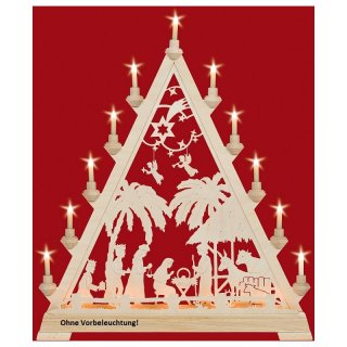 Taulin triangle arch Christi nativity in the house -...