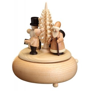 Unger music box christmas small