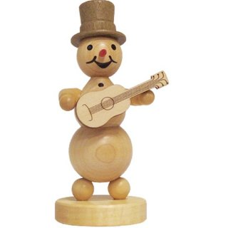 Wagner snowman guitar player
