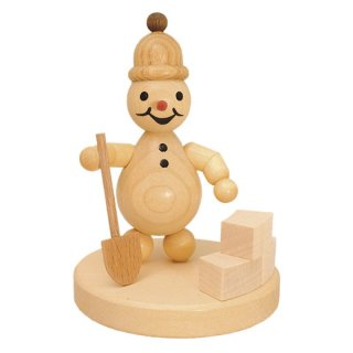 Wagner snowman junior with shovel
