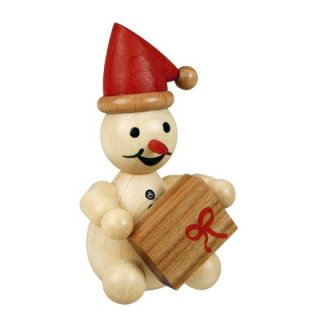 Wagner snowman junior with red cap