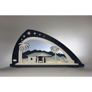 Weigla candle arch LED Bethlehem