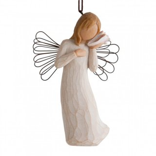Willow Tree Angel Thinking of You Ornament - Ich denk an dich