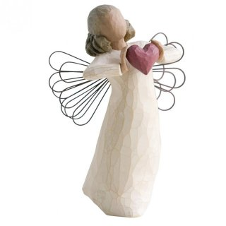 Willow Tree Angel with Love - Engel mit Liebe