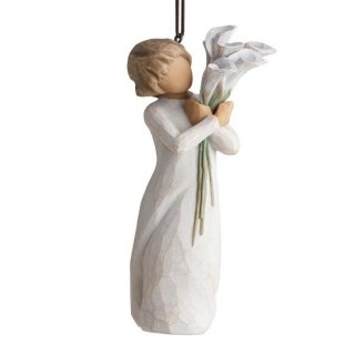 Willow Tree Beautiful Wishes Ornament - Alles Gute