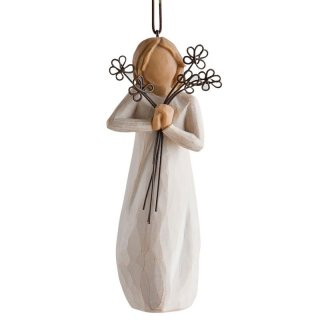 Willow Tree Friendship Ornament - Freundschaft