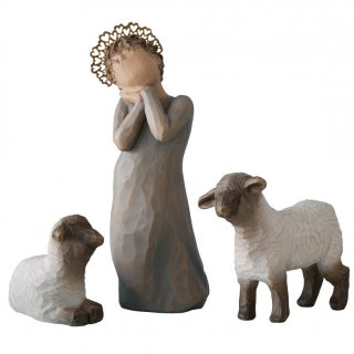 Willow Tree Little Shepherdess - Kleine Hirtin