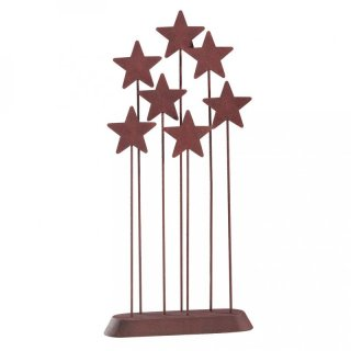Willow Tree Metal Star Backdrop - Sternenhimmel