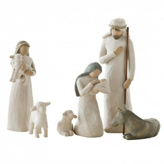 Willow Tree Nativity - Heilige Familie