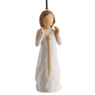 Willow Tree Ornament Truly Golden - Wahrhaft Gold